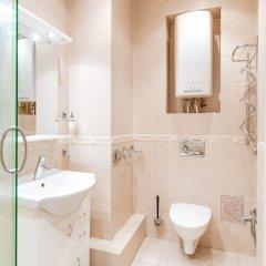 Апартаменты Design Apartment Budapeshtskaya 7 Санкт-Петербург ванная
