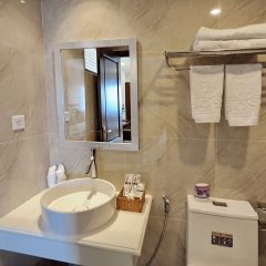 Boss Hotel Nha Trang Нячанг ванная фото 2