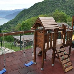 Отель La Zoca Di Strii Скиньяно детские мероприятия