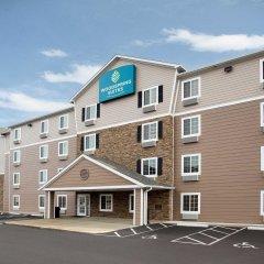 Отель WoodSpring Suites Columbus North I-270 США, Колумбус - отзывы, цены и фото номеров - забронировать отель WoodSpring Suites Columbus North I-270 онлайн парковка
