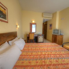 Отель Downtown Hotel Мальта, Виктория - 1 отзыв об отеле, цены и фото номеров - забронировать отель Downtown Hotel онлайн удобства в номере фото 2