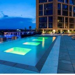 Отель Global Luxury Suites at The Wharf США, Вашингтон - отзывы, цены и фото номеров - забронировать отель Global Luxury Suites at The Wharf онлайн бассейн фото 2