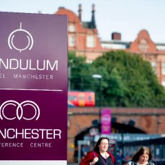 Pendulum Hotel балкон