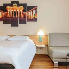Отель Ibis Berlin Messe Германия, Берлин - отзывы, цены и фото номеров - забронировать отель Ibis Berlin Messe онлайн комната для гостей