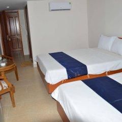 Отель Ha Long Hotel Вьетнам, Вунгтау - отзывы, цены и фото номеров - забронировать отель Ha Long Hotel онлайн комната для гостей фото 4