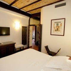 Hotel Casa Morisca сейф в номере