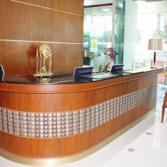 The Privi Hotel интерьер отеля