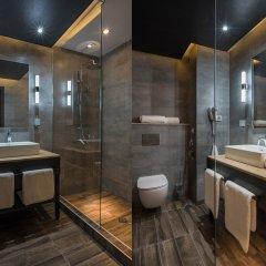 Отель Algara Beach Hotel - All Inclusive Болгария, Кранево - отзывы, цены и фото номеров - забронировать отель Algara Beach Hotel - All Inclusive онлайн ванная