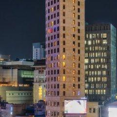Отель Aloft Seoul Myeongdong городской автобус