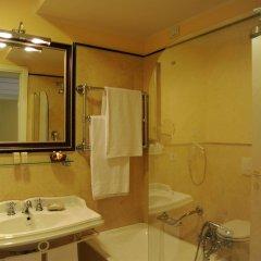 Отель Villa Daphne Джардини Наксос ванная