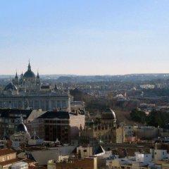 Отель Melia Madrid Princesa Мадрид балкон