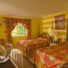 Отель Grand Pineapple Beach Negril All Inclusive комната для гостей фото 2