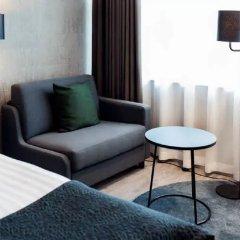 Отель Scandic Simonkentta Хельсинки комната для гостей фото 3