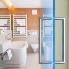 Отель Park Hotel Mignon Италия, Меран - отзывы, цены и фото номеров - забронировать отель Park Hotel Mignon онлайн ванная фото 2
