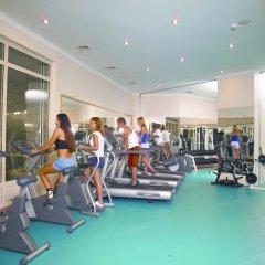 Grand Haber Hotel - All Inclusive фитнесс-зал