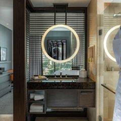 Отель Hilton Guadalajara Midtown Мексика, Гвадалахара - отзывы, цены и фото номеров - забронировать отель Hilton Guadalajara Midtown онлайн ванная