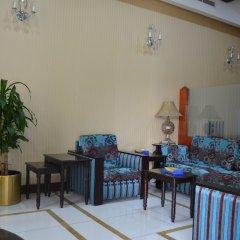 Al Hayat Hotel Apartments интерьер отеля