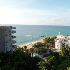 Отель Irie Beach Studio Ямайка, Монтего-Бей - отзывы, цены и фото номеров - забронировать отель Irie Beach Studio онлайн пляж