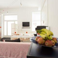 Апартаменты Hip Apartment At The Belvedere Castle - Streetview Wien Вена комната для гостей фото 2