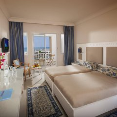 Отель Calimera Yati Beach All Inclusive Тунис, Мидун - отзывы, цены и фото номеров - забронировать отель Calimera Yati Beach All Inclusive онлайн комната для гостей фото 3