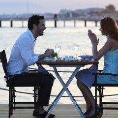 Paloma Grida Resort & Spa Турция, Белек - 8 отзывов об отеле, цены и фото номеров - забронировать отель Paloma Grida Resort & Spa - All Inclusive онлайн спортивное сооружение