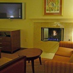 Отель Hilton Garden Inn Los Angeles Montebello Монтебелло комната для гостей фото 4