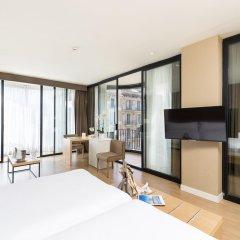Отель Guitart Grand Passage Испания, Барселона - отзывы, цены и фото номеров - забронировать отель Guitart Grand Passage онлайн комната для гостей фото 5