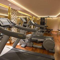 Отель The Claridges New Delhi Нью-Дели фитнесс-зал