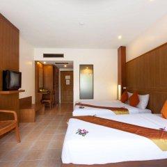 Patong Lodge Hotel комната для гостей фото 5