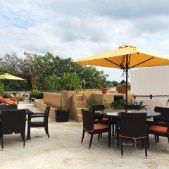 Отель Quinta Margarita Boho Chic Плая-дель-Кармен помещение для мероприятий