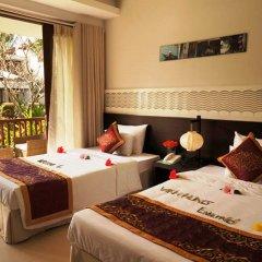 Отель Vinh Hung Emerald Resort Хойан комната для гостей фото 4