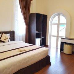 Hoang Trieu Da Lat Hotel Далат комната для гостей
