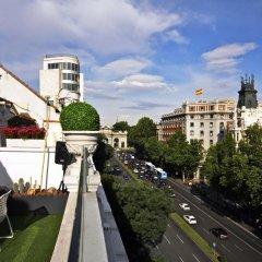 Отель Luxury Suites Испания, Мадрид - 1 отзыв об отеле, цены и фото номеров - забронировать отель Luxury Suites онлайн балкон