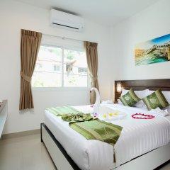 Отель Kata Hill View Villas by Kata Sea View Villas комната для гостей