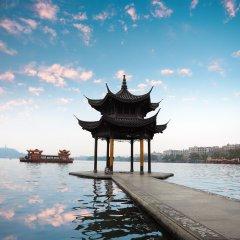 Отель Hangzhou Haiwaihai Hotel Китай, Ханчжоу - отзывы, цены и фото номеров - забронировать отель Hangzhou Haiwaihai Hotel онлайн помещение для мероприятий