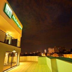Отель Holiday Inn Łódź балкон