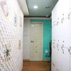 Отель WELLBEING-TEL сауна