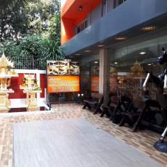 Ideal Hotel Pratunam Бангкок гостиничный бар