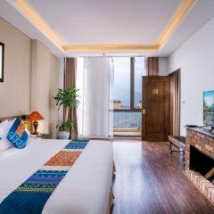 Amazing Hotel Sapa комната для гостей фото 4