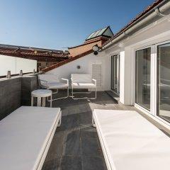 Отель El Retiro City Center балкон