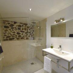 Отель Villa du roc fleuri Франция, Канны - отзывы, цены и фото номеров - забронировать отель Villa du roc fleuri онлайн ванная фото 2