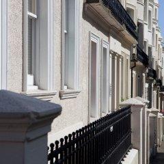 Апартаменты Regents Style 1 Bedroom Apartment балкон