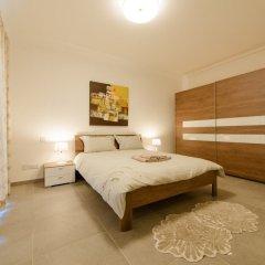 Отель Seaview Apart IN Fort Cambridge With Pool Мальта, Слима - отзывы, цены и фото номеров - забронировать отель Seaview Apart IN Fort Cambridge With Pool онлайн комната для гостей фото 2