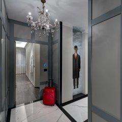 Отель Art Hotel Commercianti Италия, Болонья - отзывы, цены и фото номеров - забронировать отель Art Hotel Commercianti онлайн интерьер отеля