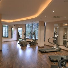 Отель GPRO Valparaiso Palace & Spa фитнесс-зал фото 4