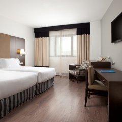 Отель NH Madrid Sur комната для гостей