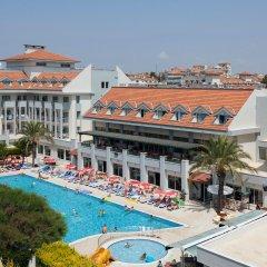 Seher Sun Beach Турция, Сиде - отзывы, цены и фото номеров - забронировать отель Seher Sun Beach - All Inclusive онлайн балкон