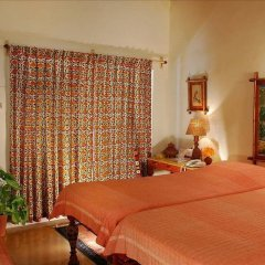 Отель WelcomHeritage Maharani Bagh Orchard Retreat спа