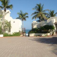 Отель Casa de la Playa Portobello пляж