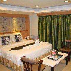 Отель Central Place Hotel Таиланд, Паттайя - 1 отзыв об отеле, цены и фото номеров - забронировать отель Central Place Hotel онлайн комната для гостей